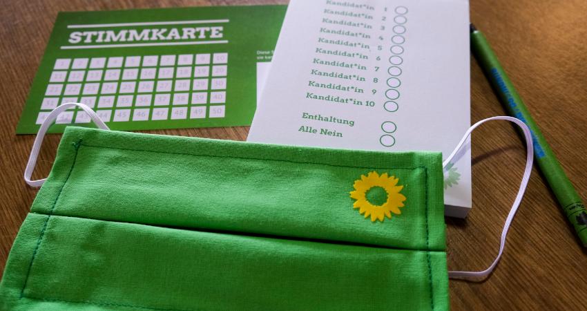 Grüne im märkischen Kreis stellen Wahllisten auf
