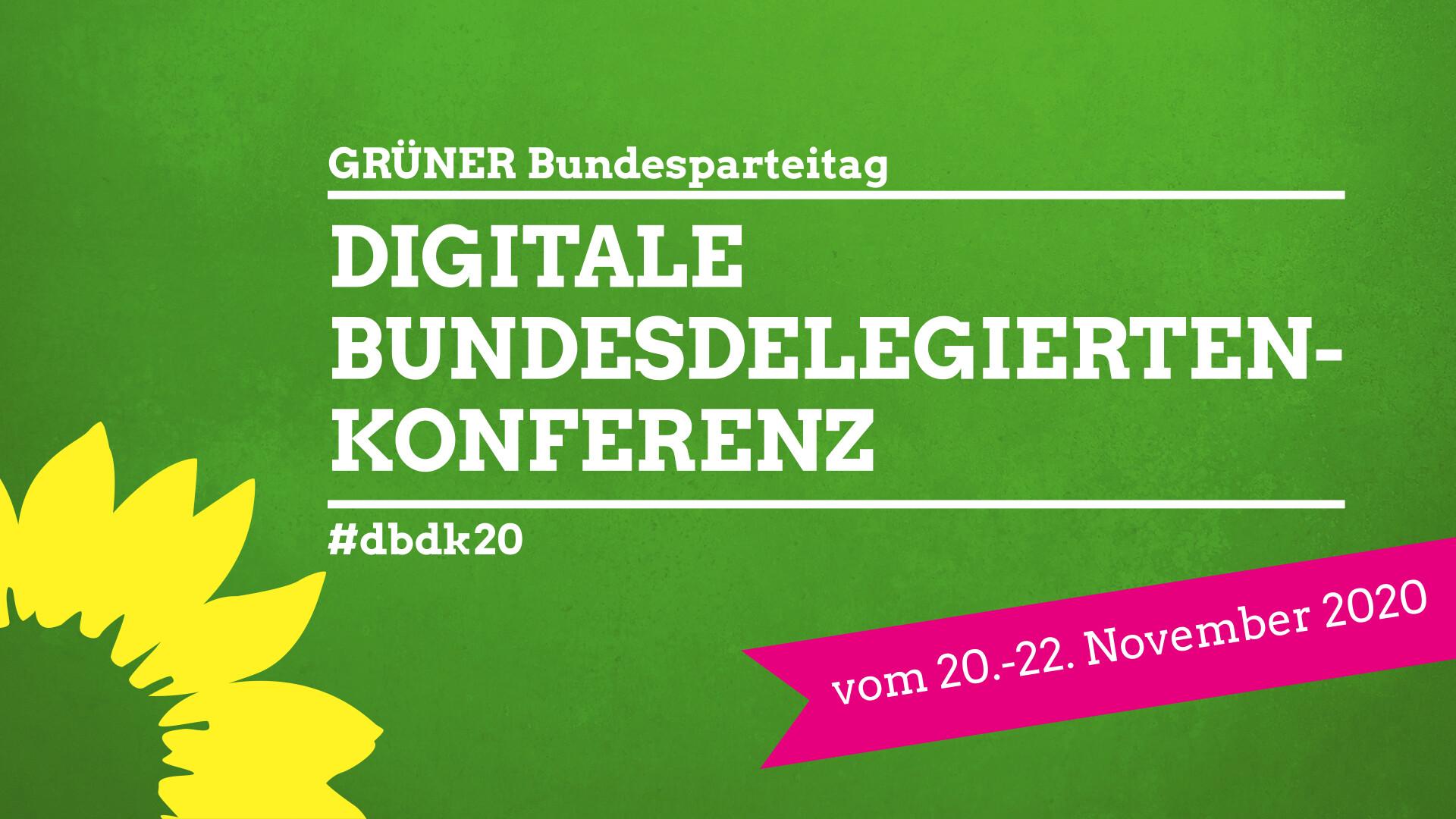 digitale Bundesdelgiertenkonferenz
